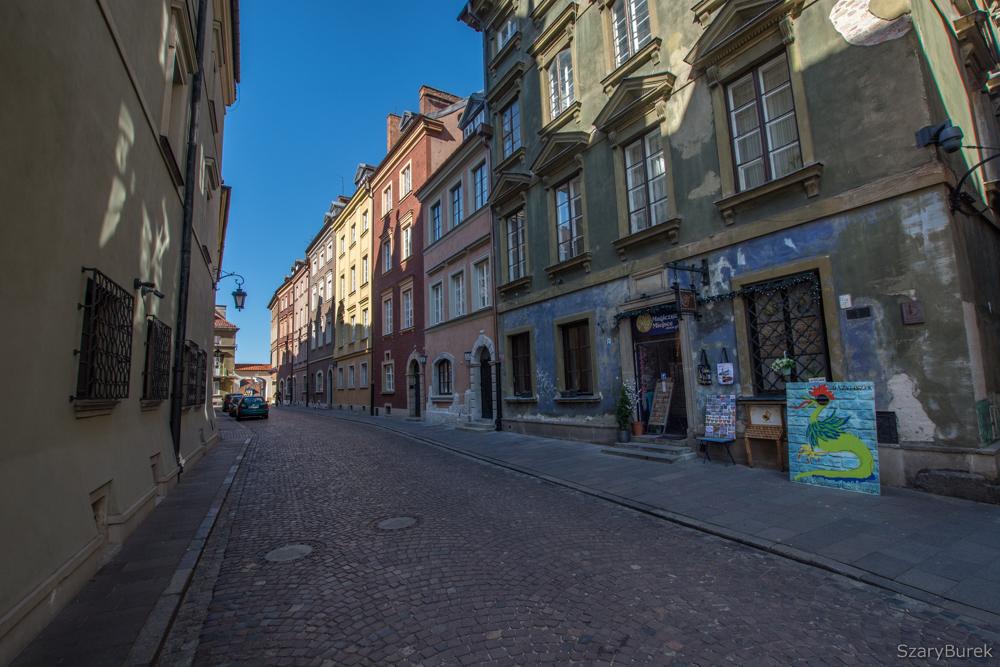Warszawa w czasach Koronawirusa