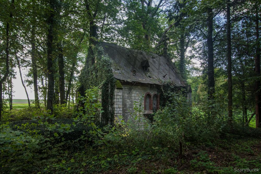 Piękna kaplica grobowa