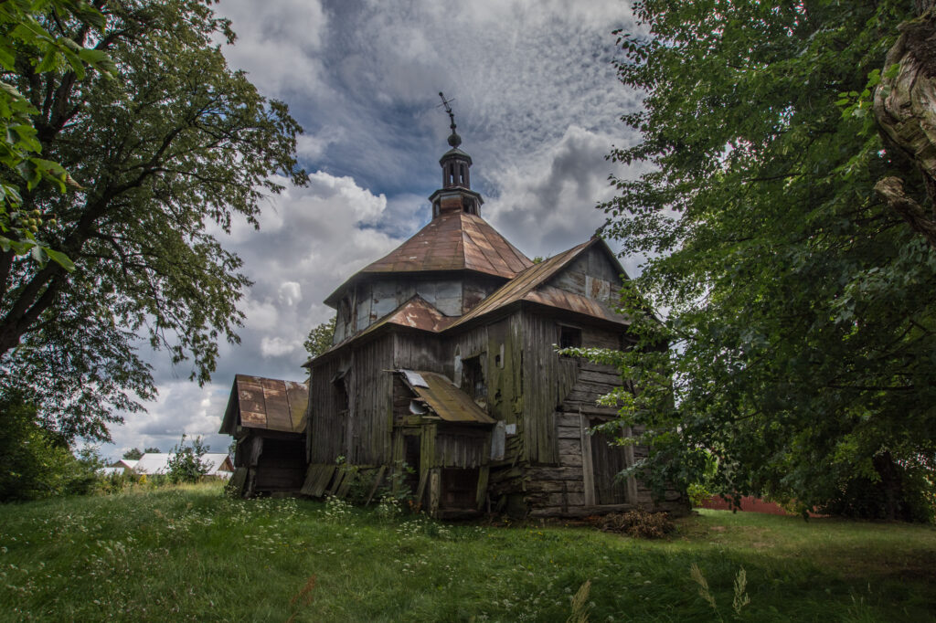 Opuszczona cerkiew